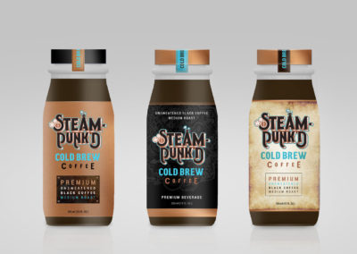 Packaging / Label Concept Designs