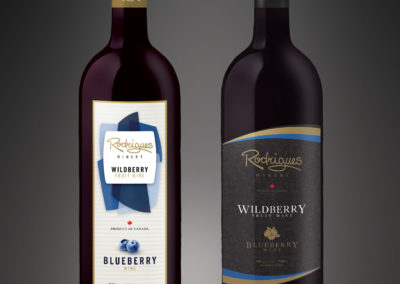 Label Design / Product Rendering